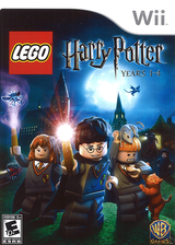 LEGO Harry Potter: Years 1-4 Wii cover (R25EWR)