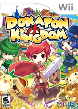 Dokapon Kingdom Wii cover (R2DEEB)