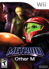 Metroid: Other M Wii cover (R3OE01)