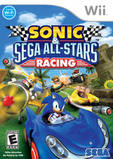 Sonic & SEGA All-Stars Racing Wii cover (R3RE8P)