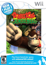 Donkey Kong Jungle Beat Wii cover (R49E01)