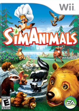 SimAnimals Wii cover (R4AE69)