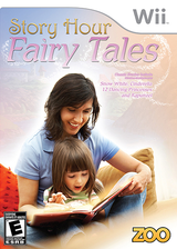 Story Hour: Fairy Tales Wii cover (R4FE20)