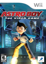 Astro Boy: The Video Game Wii cover (R56EG9)