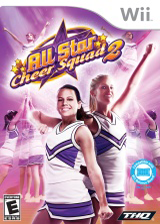 All Star Cheer Squad 2 Wii cover (R5YE78)