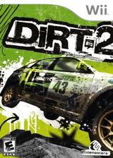 DiRT 2 Wii cover (R69E36)