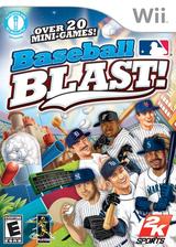 Baseball Blast! Wii cover (R6IE54)