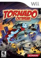 Tornado Outbreak Wii cover (R6TEA4)