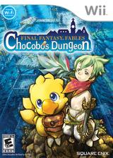 Final Fantasy Fables: Chocobo's Dungeon Undub CUSTOM cover (R7FEUD)