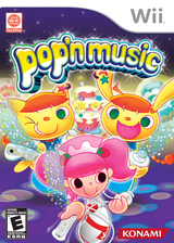 Pop'n Music Wii cover (R83EA4)