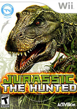 Jurassic: The Hunted Wii cover (R8XE52)