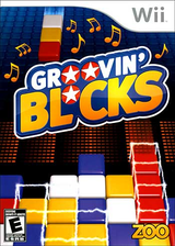Groovin' Blocks Wii cover (R9KE20)