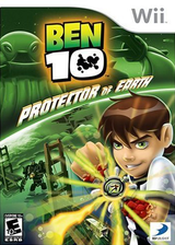 Ben 10: Protector of Earth Wii cover (RBNEG9)