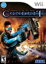 The Conduit Wii cover (RCJE8P)