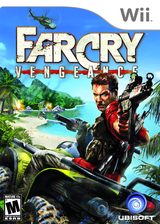 Far Cry: Vengeance Wii cover (RCVE41)