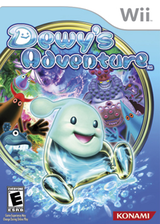Dewy's Adventure Wii cover (RDREA4)