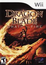 Dragon Blade: Wrath of Fire Wii cover (RDWEG9)