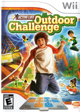 Active Life: Outdoor Challenge Wii cover (RFAEAF)