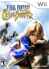 Final Fantasy Crystal Chronicles: The Crystal Bearers Wii cover (RFCEGD)