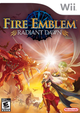 Fire Emblem: Radian Dawn Undub CUSTOM cover (RFEPUD)