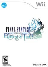 Final Fantasy Crystal Chronicles: Echoes of Time Wii cover (RFFEGD)