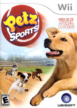 Petz Sports Wii cover (RG8E41)