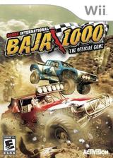 Score International Baja 1000: World Championship Offroad Racing Wii cover (RJCE52)