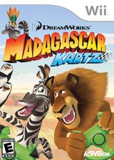 Madagascar Kartz Wii cover (RJHE52)