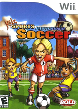 Kidz Sports: International Soccer Wii cover (RKTENR)