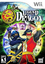 Legend of the Dragon Wii cover (RLDEGY)