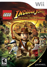 [Wii] LEGO Indiana Jones: The Original Adventures [NTSC]