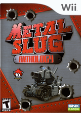 Metal Slug Anthology Wii cover (RMLEH4)