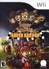 Myth Makers: Super Kart GP Wii cover (RMYE5Z)