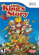 Little King's Story Wii cover (RO3EXJ)