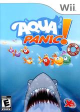 Aqua Panic! Wii cover (RO9EFS)