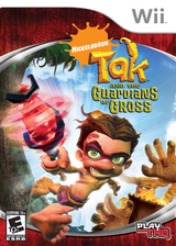 Tak and the Guardians of Gross Wii cover (ROGE78)