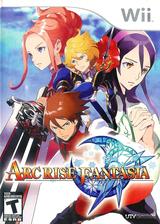 Arc Rise Fantasia Undub CUSTOM cover (RPJEUD)