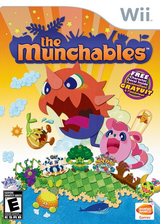The Munchables Wii cover (RQCEAF)