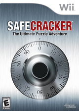 Safecracker: The Ultimate Puzzle Adventure Wii cover (RQFE6U)
