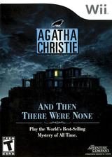 Agatha Christie: And Then There Were None Wii cover (RQTE6U)