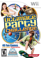 Ultimate Party Challenge Wii cover (RR3EA4)