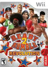 Ready 2 Rumble Revolution Wii cover (RR5E70)