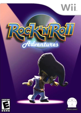 Rock 'N' Roll Adventures Wii cover (RRAE5Z)