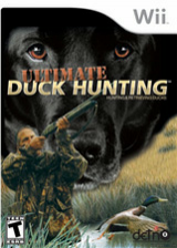 Ultimate Duck Hunting Wii cover (RS2EGJ)
