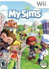 MySims Wii cover (RSIE69)