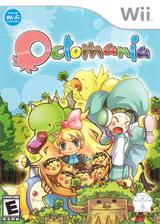 Octomania Wii cover (RTKE5Z)