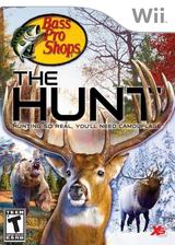 Bass Pro Shops: The Hunt Wii cover (RU8EFS)