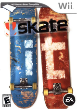 Skate It Wii cover (RVSE69)
