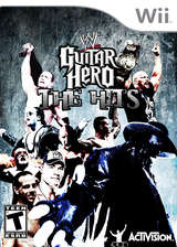 Guitar Hero III Custom : WWE The Hits CUSTOM cover (RWWE52)