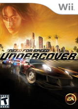 Need for Speed: Undercover Wii cover (RX9E69)